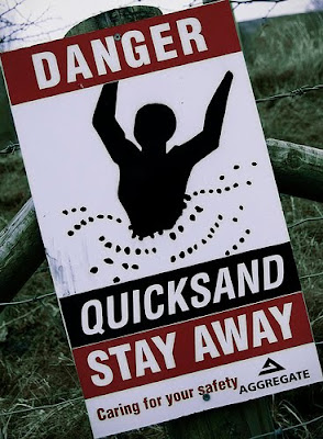 ¿Matan las arenas movedizas? Separando mito y realidad,..