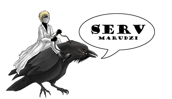 Serv marudzi...