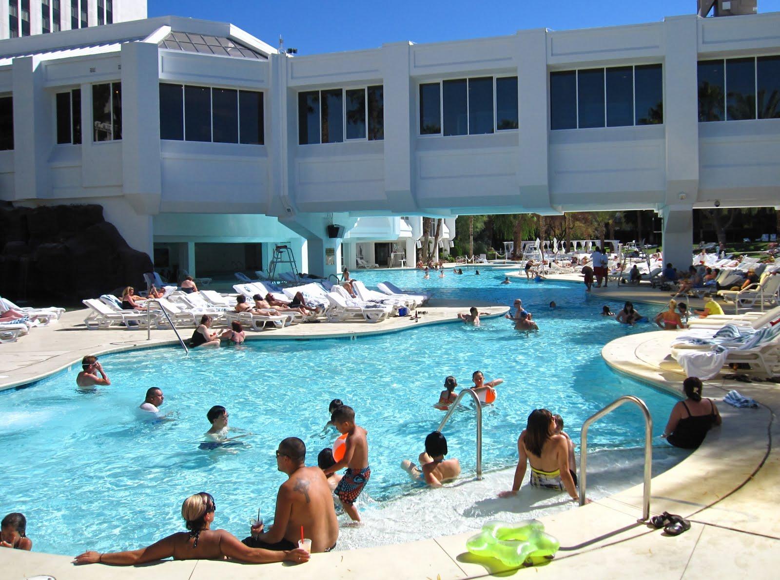 Tropicana Vegas Pool