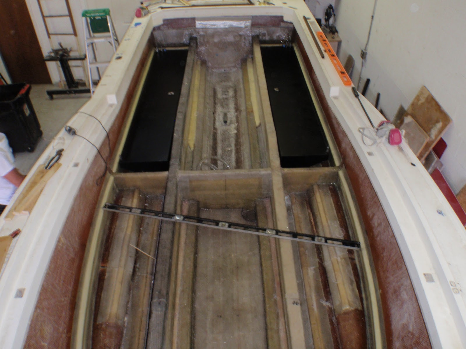 1981 23 Fish Nautique Restoration All Ahead Full On The