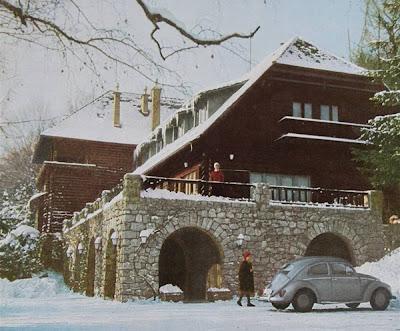 Vila Rebar 1968. godine