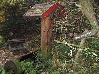 Šumarev grob - pristupno odmorište