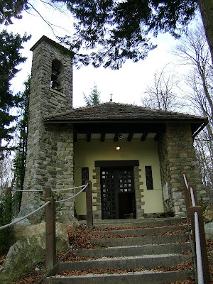 Ulaz u Kapelicu Majke Božje Sljemenske