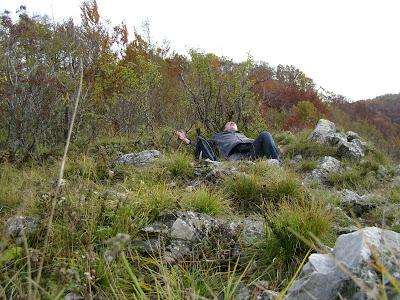 Odmor na stijeni