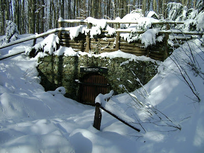 Rudnik Zrinski zimi