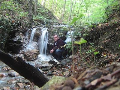 Mali slapovi potoka Trnava