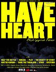 HAVEHEART!!! PHILIPPINE TOUR!!