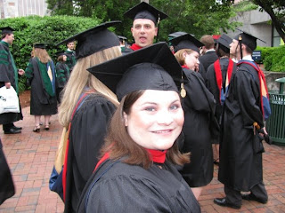 Kim Wagner, MDiv 09 (photo by Lauren Lobenhoeffer).
