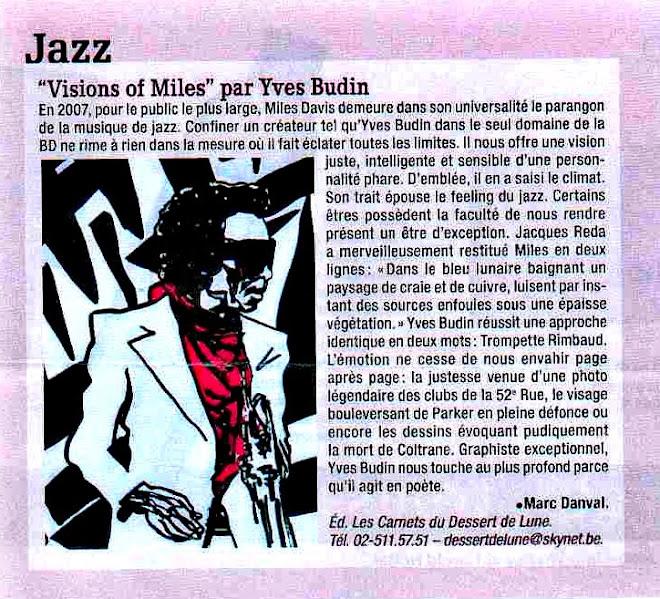Critique Le Soir Magazine ::: Marc Danval