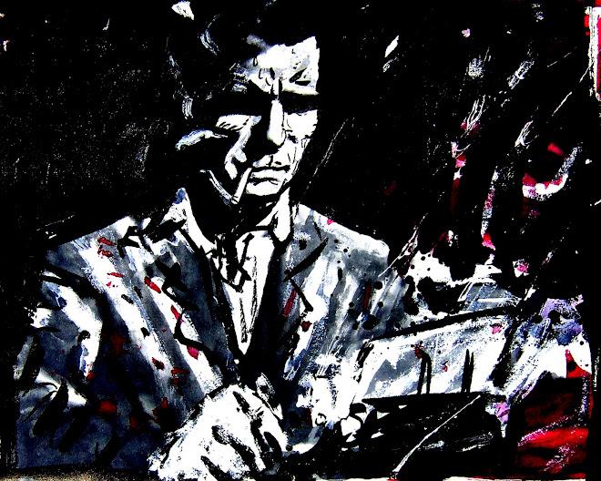 Jack Kerouac Typewritin'