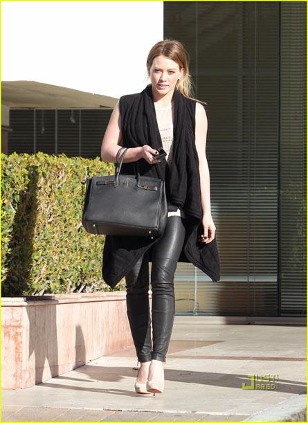 buy hermes - BIRKIN WATCHER: Hilary Duff