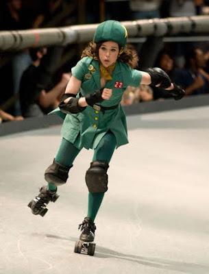 Ellen Page Whip It Tapeworthy: The Barrym...