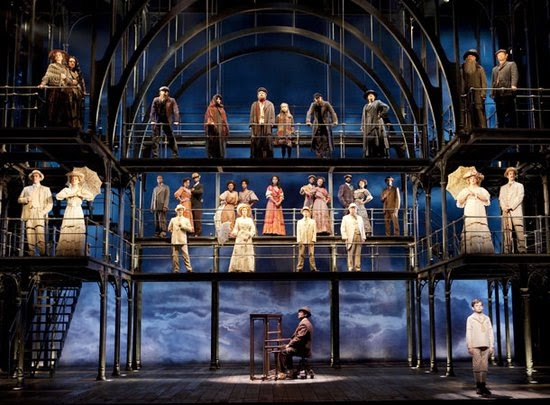 Tapeworthy Thrilling Times Ragtime Musical Review