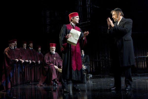 is the merchant of venice a racist play My personal response to the play is that it is indeed racist however only to the extent that it explores the racial prejudice endemic in society at that time and man.