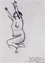 Favorite Kokoschka Drawing