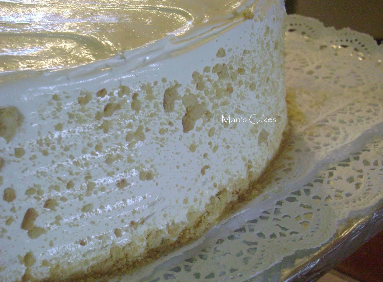 Dominican Cake Frosting Recipe