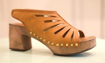 Nuevas tendencias en zapatos de madera mujer56 - Tocones de madera ...