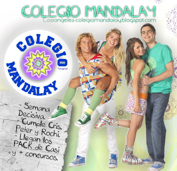 Colegio Mandalay -. CASI ANGELES