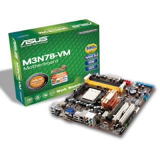 ASUS M3N78 VM