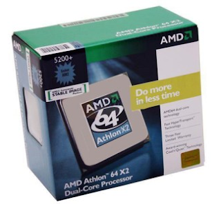 AMD Athlon 64 X2 5200 Dual Core