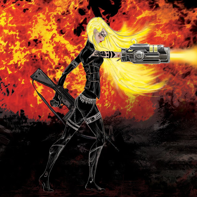 Mulher de Armas