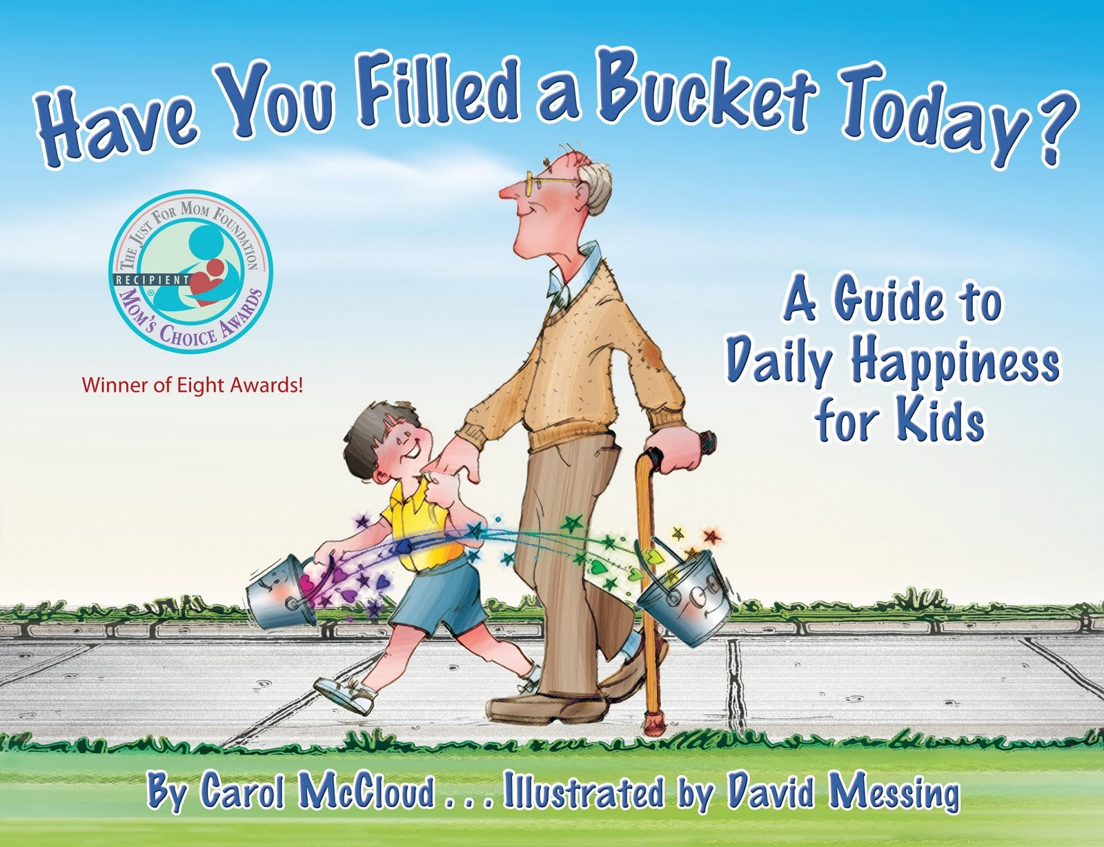 Better Education: Have You Filled a Bucket Today?