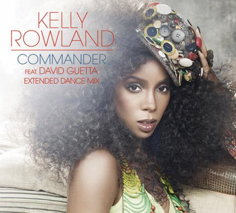 commander kelly rowland album cover. Kelly Rowland - Commander