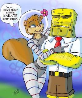 ... Spongebob dibuat film versi dewasanya kayaknya ga begitu menarik deh