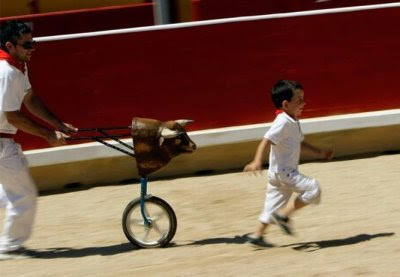 Latihan Matador untuk Anak Kecil