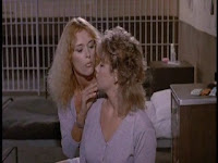 Linda Blair Chained Heat http://hornsection.blogspot.com/2009/05/film-review-chained-heat-1983.html