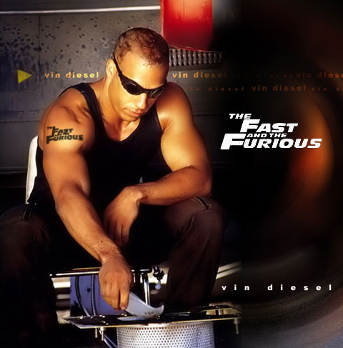 vin diesel fast and furious 4. vin diesel fast and furious