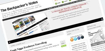 The Backpacker's Notes