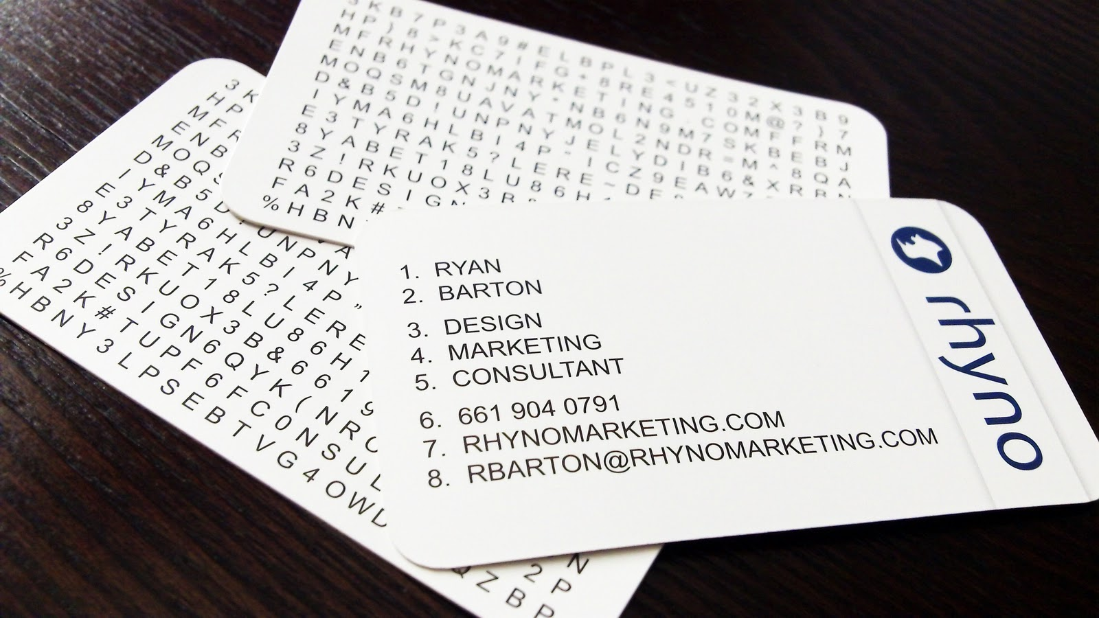 The OTHER side of a business card | print24 Blog
