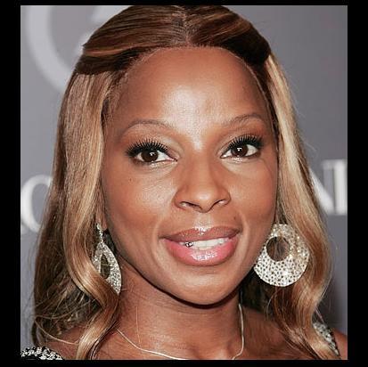 mary j blige hairstyles. Mary J. Blige.