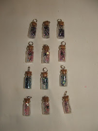Mini Bottle Charms!