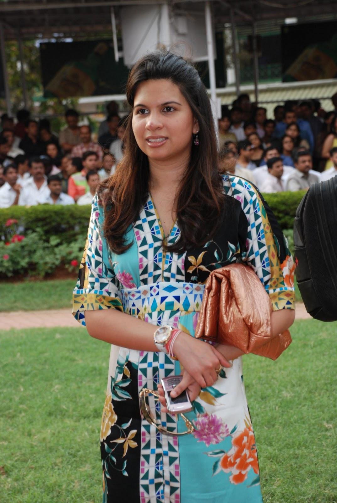 Laila Mallya Daughter of Vijay Mallya