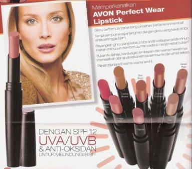Perfect Wear Lipstick