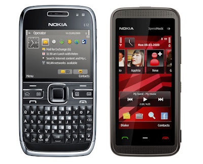 Feature of Nokia E72
