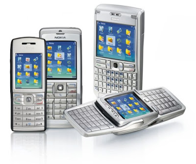 Feature of Nokia E61