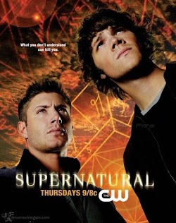 Siêu Nhiên 5 - Supernatural Season 5 (2010) Poster