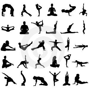 Ouvre un nouveau cours de yoga pour débutants le lundi de 19h30 à