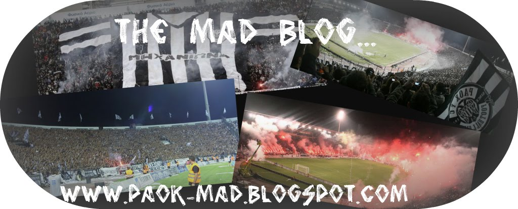 The mad blog...