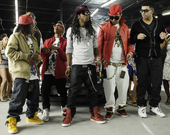 LIL WAYNE YOUNG MONEY SALUTE DOWNLOAD