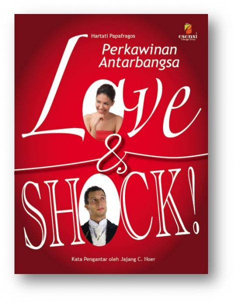 "Book; Perkawinan Antarbangsa ""LOve and ShOck"""