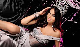 miss universe 2010 winner Jimena Navarrete