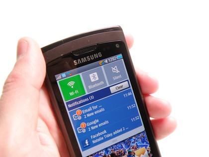 samsung wave. Samsung Wave
