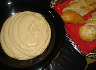 Hummus (puré de garbanzos)