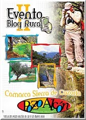 """II Evento Blog Rural Comarca Sierra de Cazorla-Villa de Pozo Alcn"""