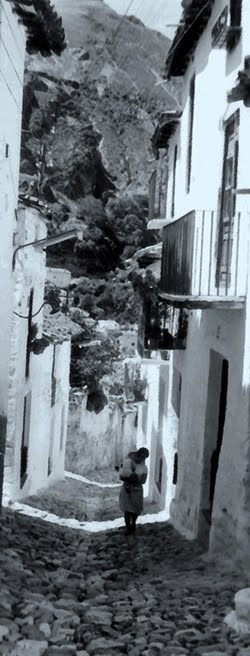 Callejn de la Nubla