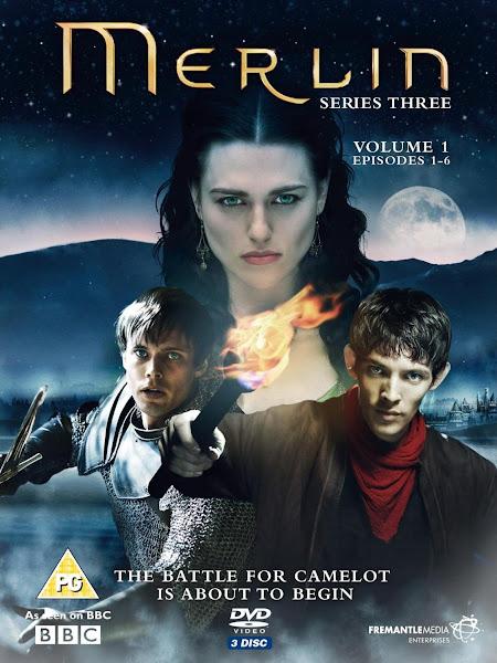 Đệ Nhất Pháp Sư Phần 2 Merlin Season 2